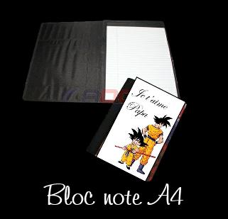 Bloc note