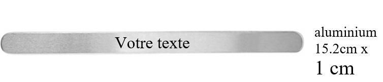 Bracelet10mmalu