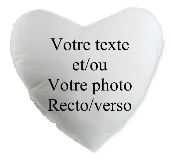 Coussin coeur