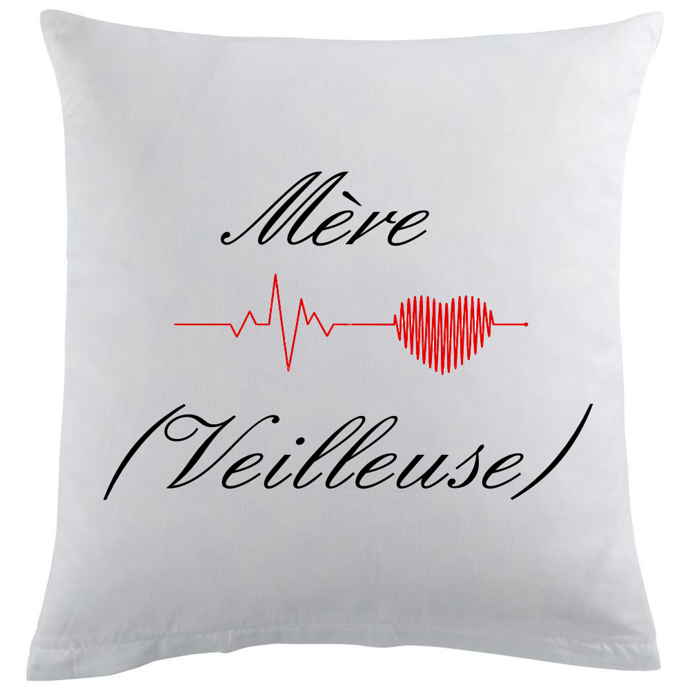 Coussin mere veilleuse