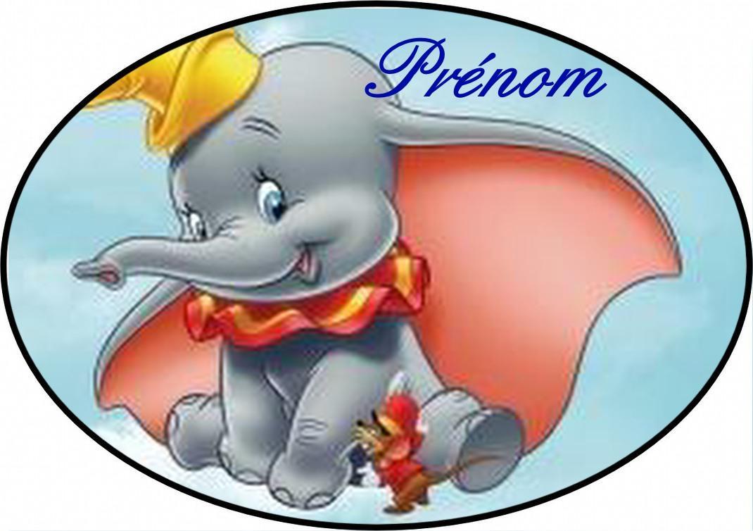 Dumbo rond
