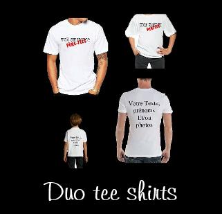 Duo tshirt