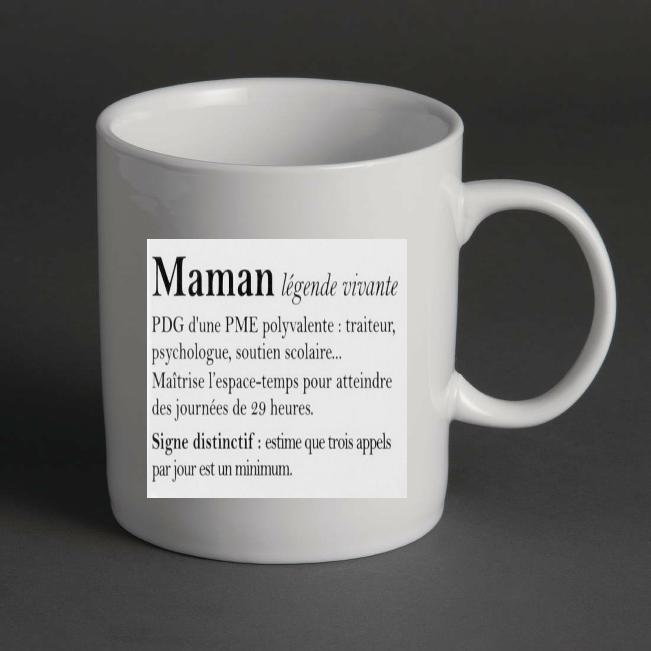 Mug definition