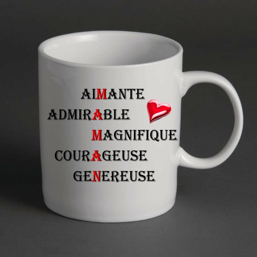 Mug m a m a n