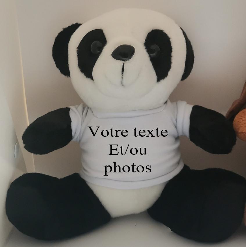 Panda nounours