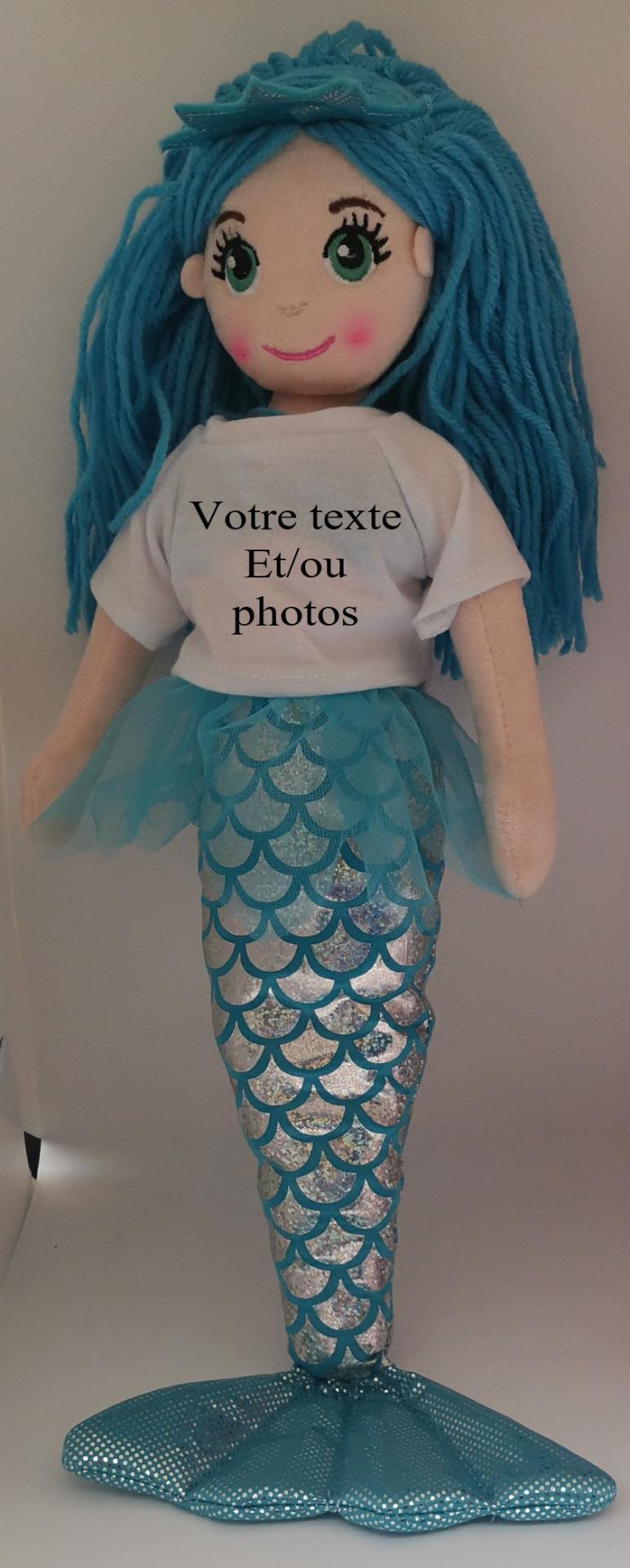 Sirene bleu