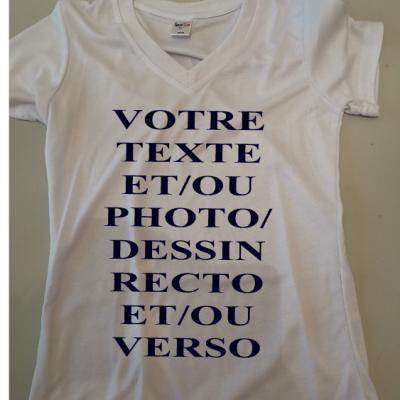 Tee shirt femme