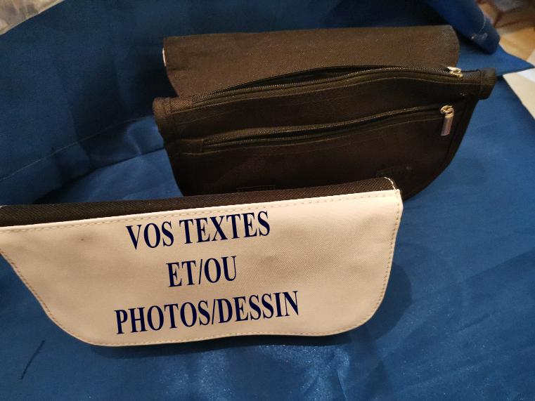 Trousse zipper